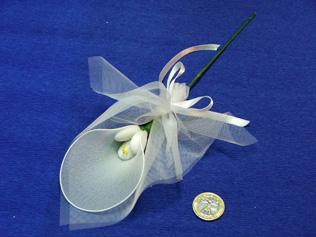 Segnaposto confetti matrimonio scatoline porta confetti for Arredi parigini giugliano in campania